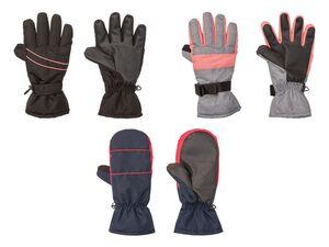 CRIVIT® Skihandschuhe Damen, verstärkte Handflächen