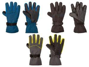 CRIVIT® Skihandschuhe Herren, verstärkte Handflächen