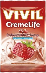Vivil CremeLife Erdbeere zuckerfrei 110 g