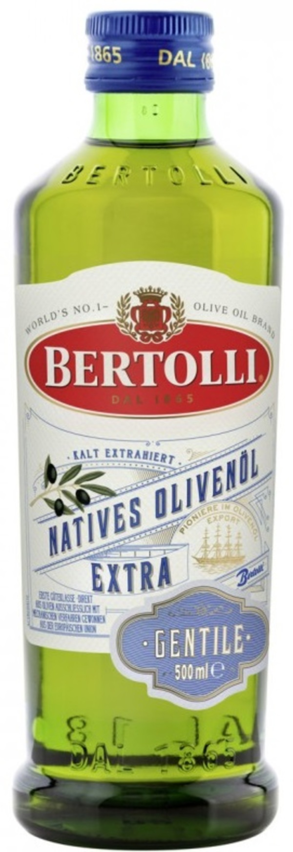 Bertolli Natives Olivenöl Extra Gentile 500 ml