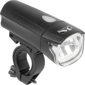 M-Wave Fahrrad-Scheinwerfer APOLLON 1.3 1 Watt LED Schwarz