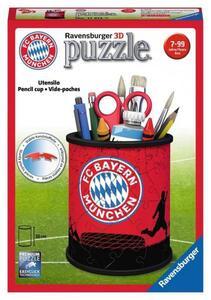 Ravensburger Utensilo: FC Bayern München, Stifte-Becher, 3D-Puzzle
