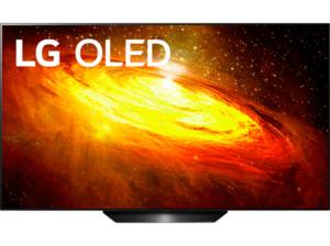 LG OLED55BX9LB,  OLED TV, Anthrazit