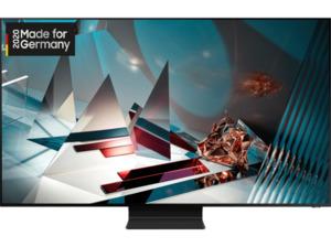 SAMSUNG GQ75Q800T,  QLED TV, Titanschwarz