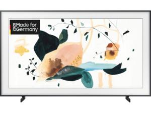 SAMSUNG GQ55LS03T The Frame,  QLED TV, Kohlschwarz