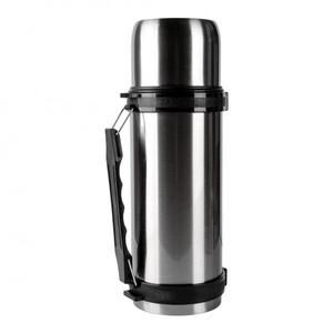 Thermoskanne 1 Liter aus Edelstahl