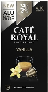 Café Royal Vanilla Kaffeekapseln 10x 5 g