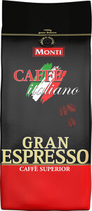 Monti Gran Espresso ganzen Bohnen 1kg