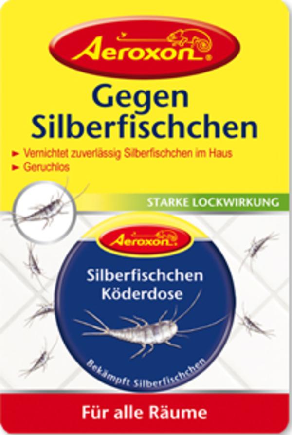 Aeroxon Silberfischchenköder-Dose