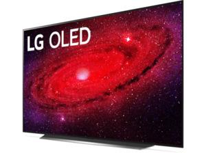 LG OLED77CX9LA,  OLED TV, Anthrazit