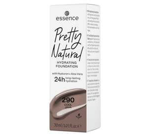 essence Pretty Natural hydrating foundation 290 Cool Java