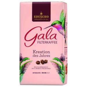 Eduscho Filterkaffee Gala 500g