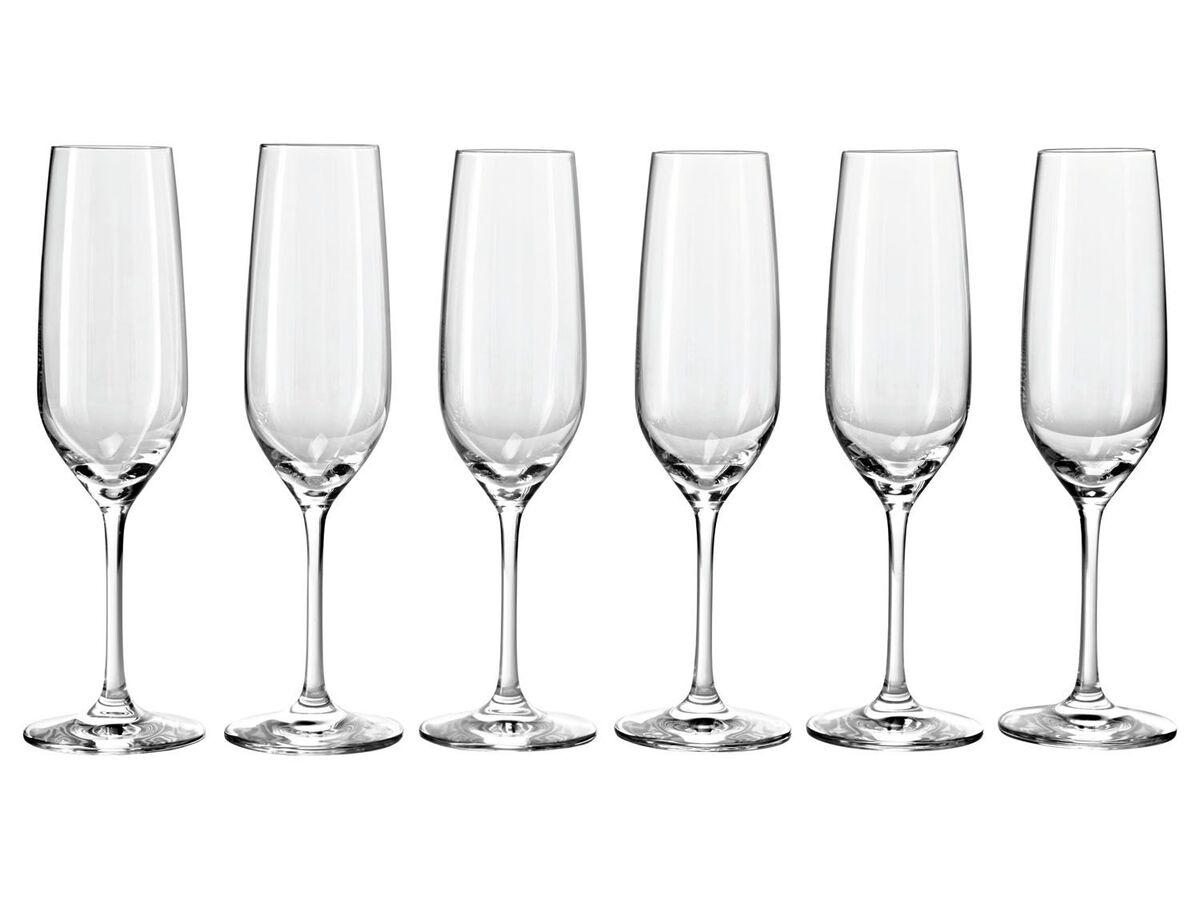 Bild 2 von ERNESTO® Gläser, 6 Stück, aus Kristallglas