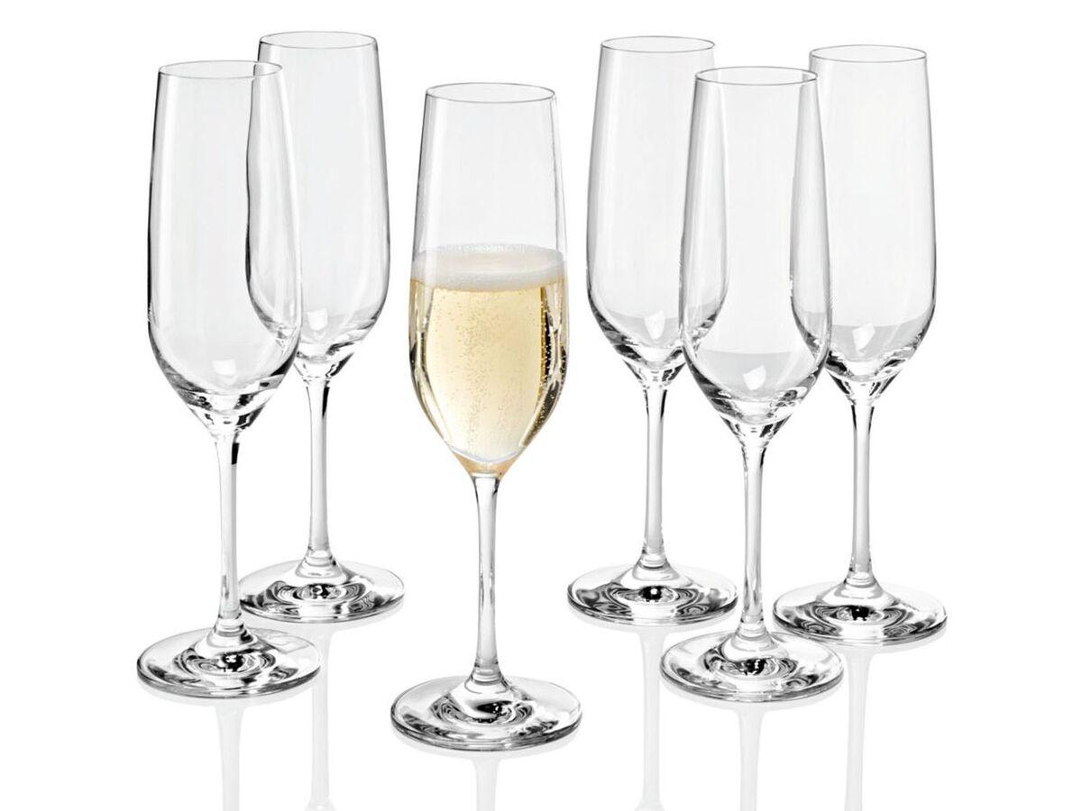 Bild 6 von ERNESTO® Gläser, 6 Stück, aus Kristallglas