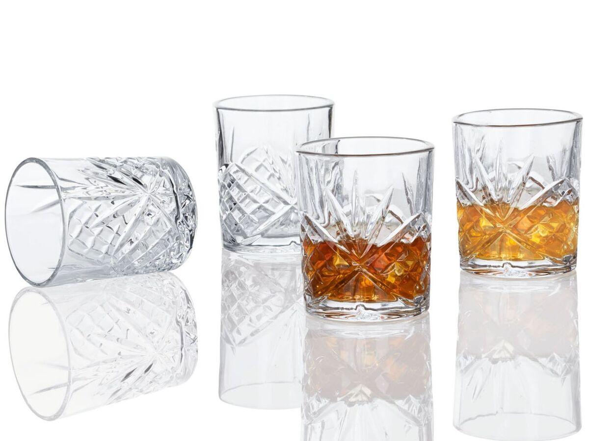 Bild 11 von ERNESTO® Longdrink-Glas/ Gin-Whiskey-Wasser Glas, 4er