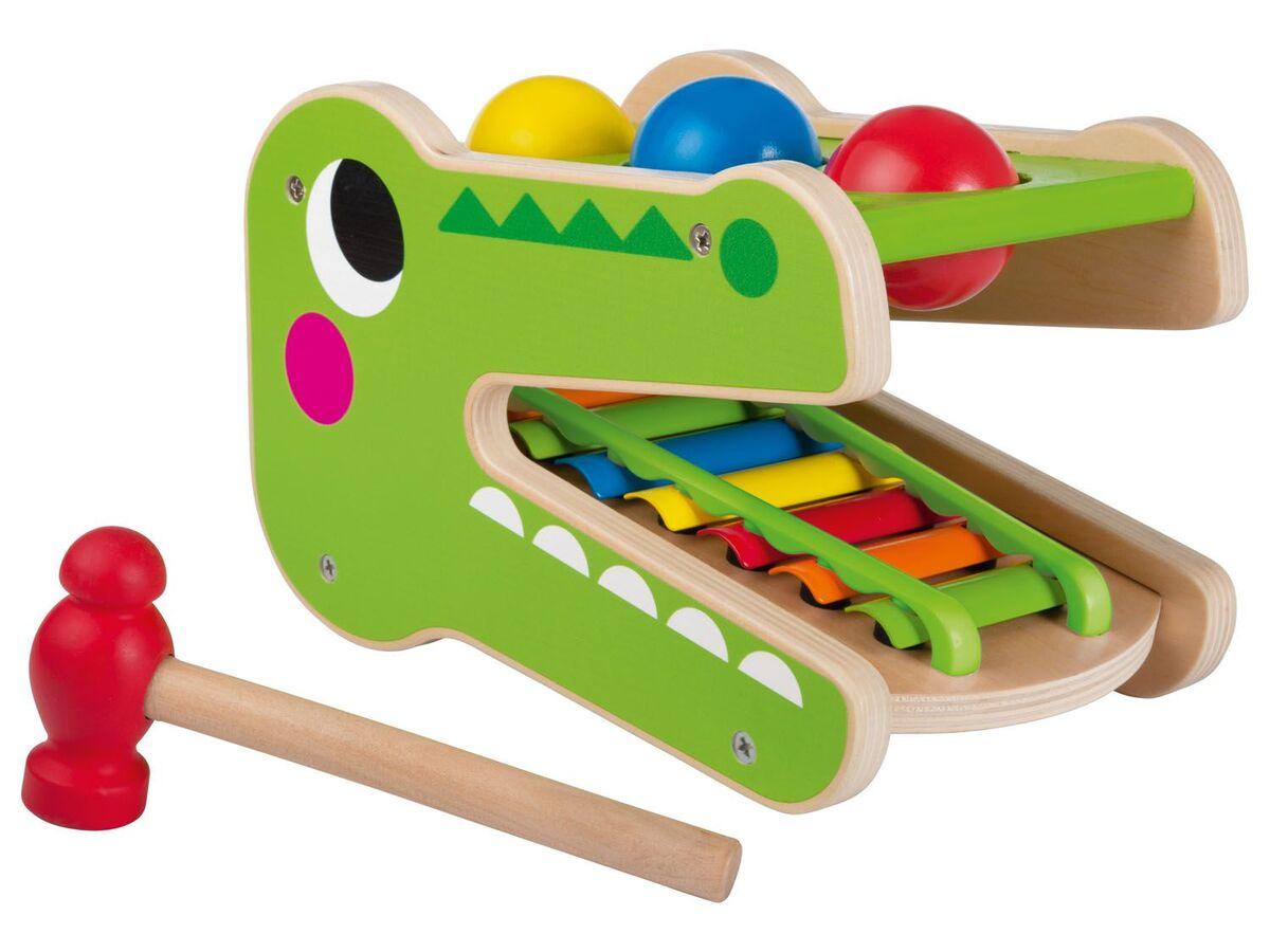 Bild 10 von PLAYTIVE® Motorik Holzspielzeug
