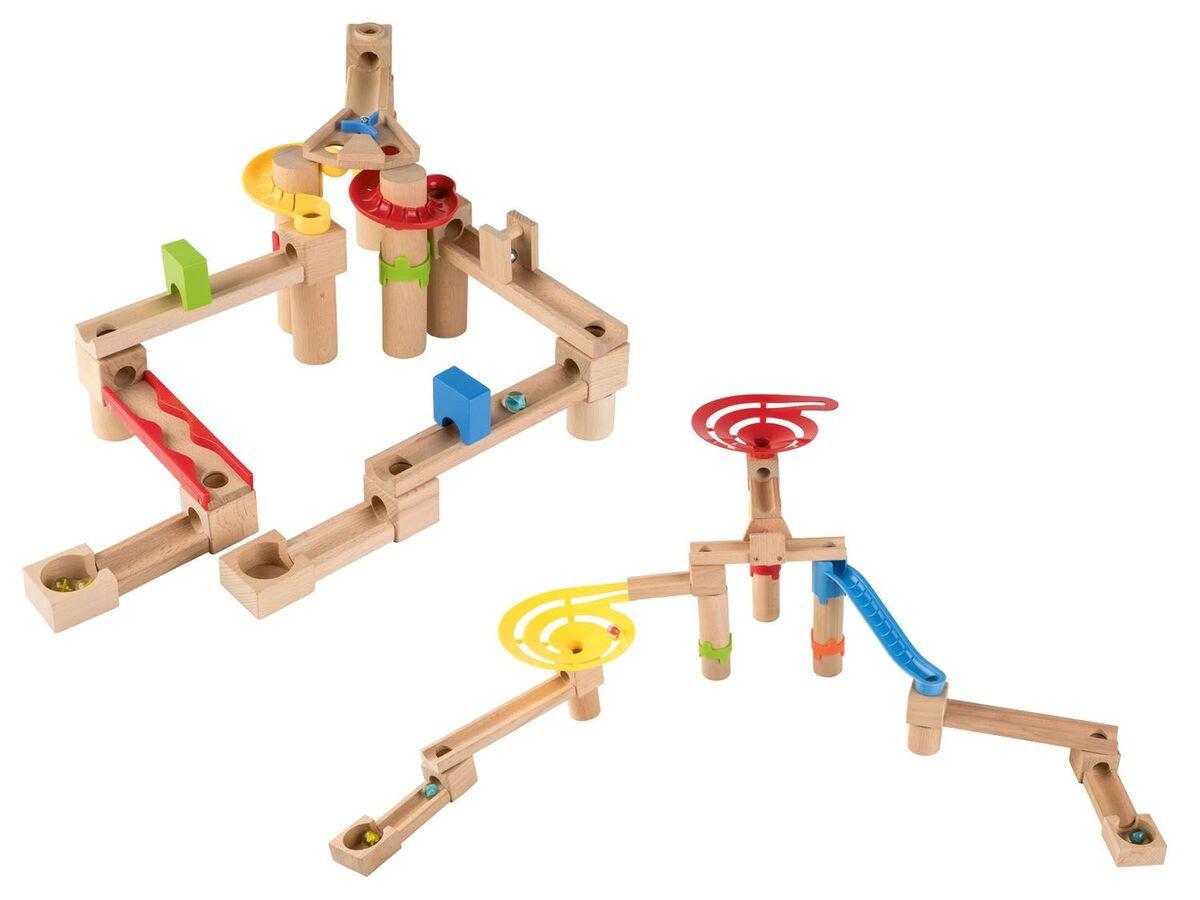 Bild 1 von PLAYTIVE® Holzkugelbahn