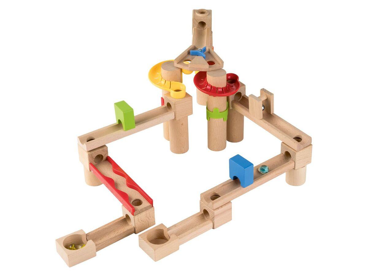 Bild 2 von PLAYTIVE® Holzkugelbahn