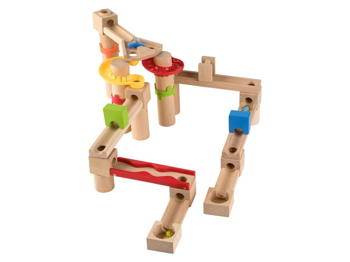 Bild 3 von PLAYTIVE® Holzkugelbahn