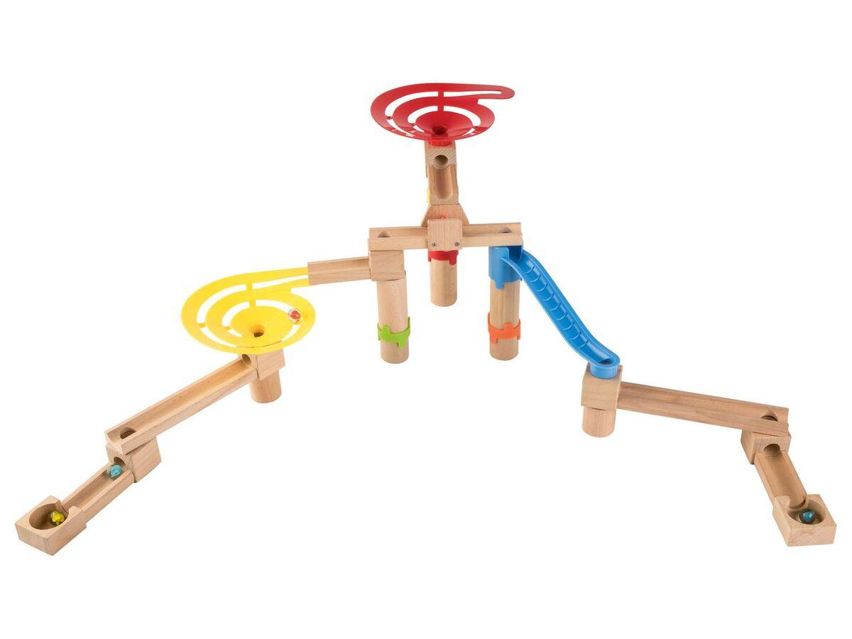 Bild 5 von PLAYTIVE® Holzkugelbahn