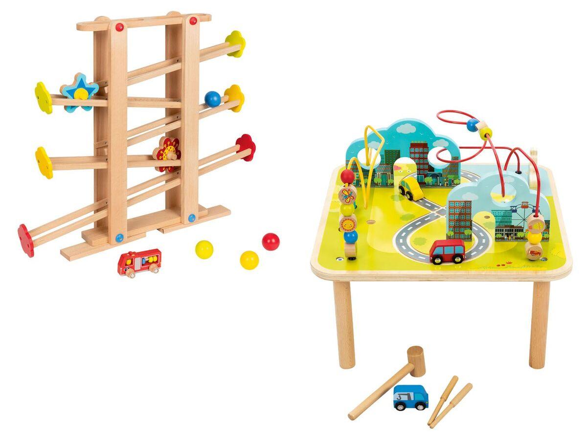 Bild 1 von PLAYTIVE® XXL Kugelbahn / Spieltisch
