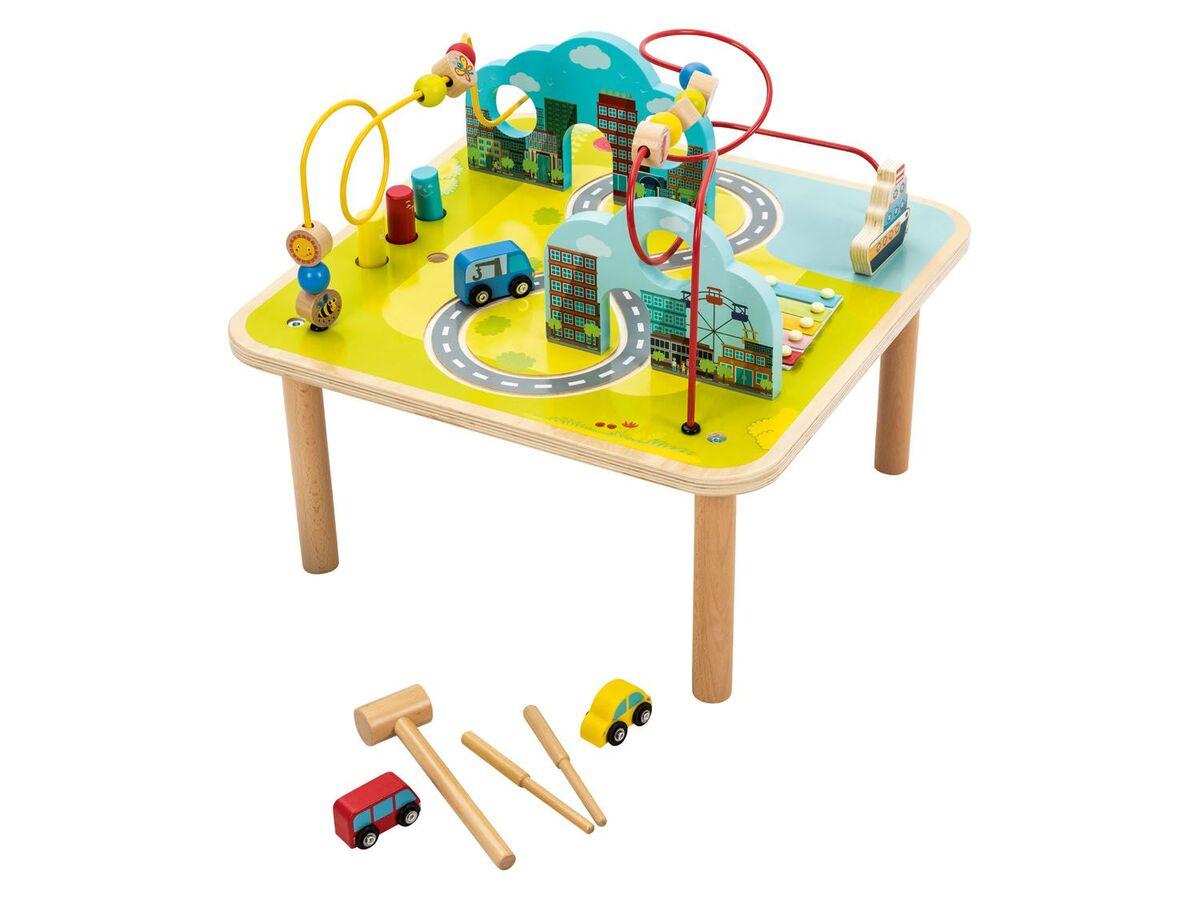 Bild 2 von PLAYTIVE® XXL Kugelbahn / Spieltisch