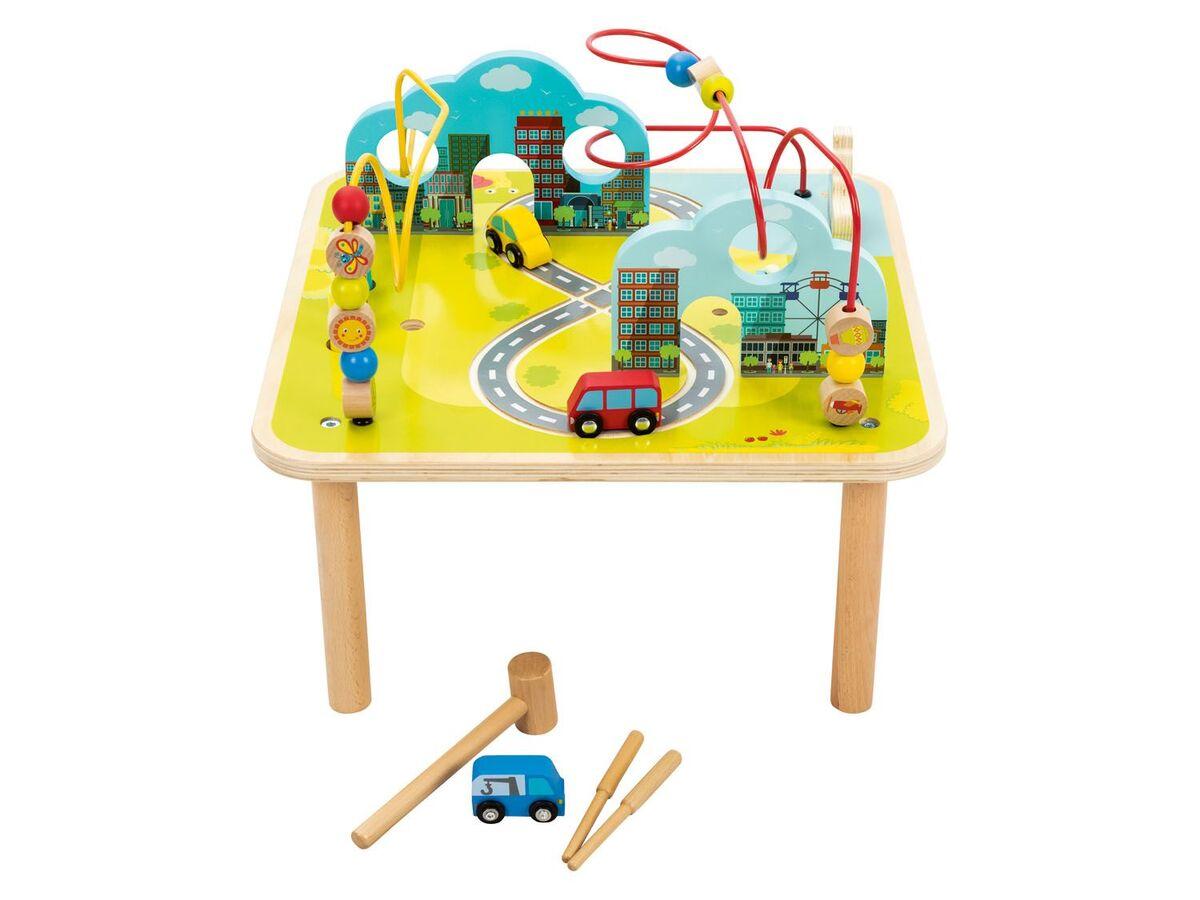Bild 4 von PLAYTIVE® XXL Kugelbahn / Spieltisch