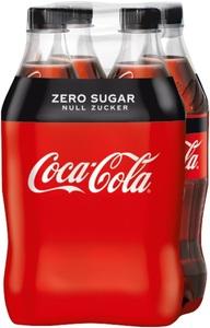 Coca-Cola Zero 4x 0,5 ltr PET