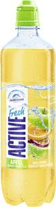 Adelholzener Active Fresh Apfel Orange Maracuja 0,75 ltr PET