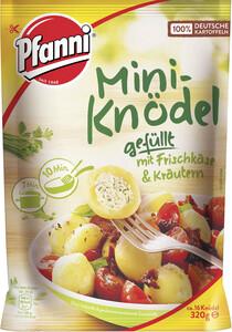 Pfanni Mini-Knödel gefüllt mit Frischkäse und Kräutern 320 g