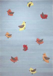 Teppichart Birdie beige Gr. 120 x 180