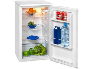 OK. OFR 21122 A1 Kühlschrank (110 kWh/Jahr, A+, 850 mm hoch, Weiß)