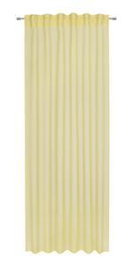 Fertigvorhang Tosca in Gelb ca. 140x245cm