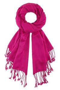 COX, Fransen-Schal in pink, Tücher & Schals für Damen