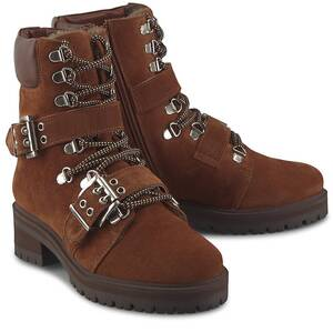 Another A, Winter-Boots in mittelbraun, Boots für Damen