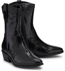 Another A, Western-Boots in schwarz, Boots für Damen