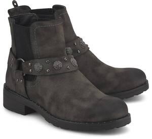 COX, Chelsea-Boots in dunkelgrau, Boots für Damen