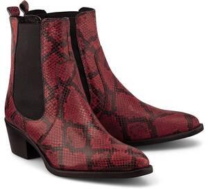 Belmondo, Chelsea-Boots in rot, Boots für Damen