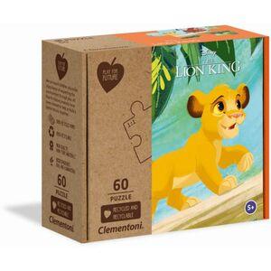 Der König der Löwen - Play for Future Puzzle - 60 Teile