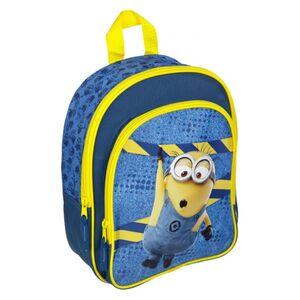 Minions - Kinderucksack mit Vortasche