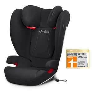 "CYBEX Auto-Kindersitz ""Solution B-Fix"", Volcano Black"