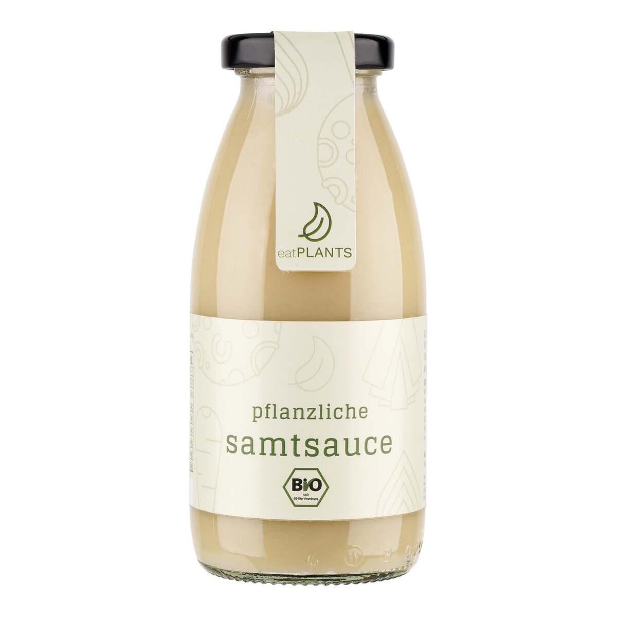 Bild 1 von eatPLANTS Pflanzliche Samtsauce