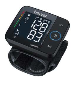 beurer BC 54 Bluetooth Handgelenk-Blutdruckmessgerät