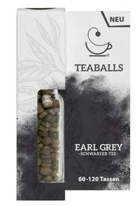 TEABALLS Nachfüllflasche Earl Grey