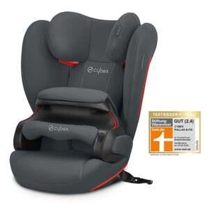 "CYBEX Auto-Kindersitz ""Pallas B-Fix"", Steel Grey"