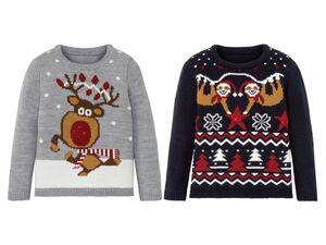 LUPILU® Kleinkinder Pullover Jungen, mit Motiv