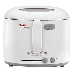 Tefal Uno M FF 1231 Fritteuse weiß