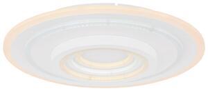 LED-DECKENLEUCHTE BAFUR D: 49,5 CM WEISS Deckenlampe