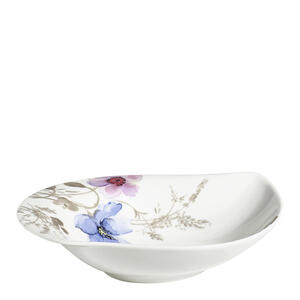Villeroy & Boch Schale keramik fine china , 1041053576 , Multicolor , Floral , 18.6x7.8x23.4 cm , bedruckt , 003407020420