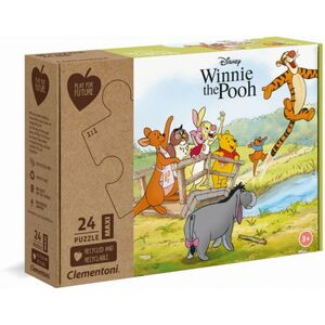 Winnie Pooh - Play for Future Puzzle - 24 Maxi Teile